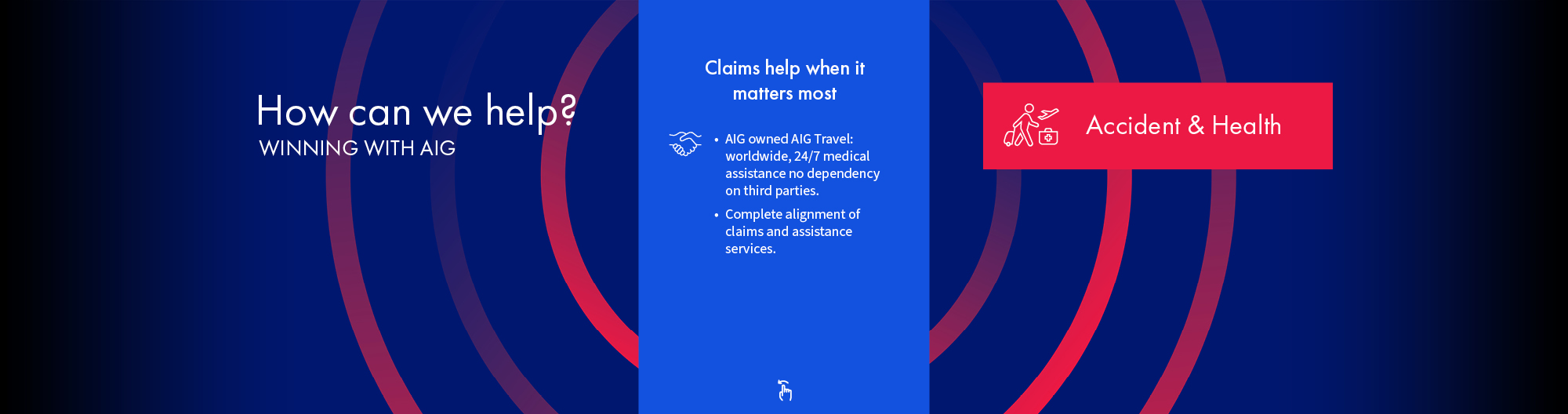 Accident & Health/Travel Claims