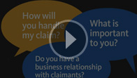 A webcast overview of our claims expertise that underpins every PI policy we sell.