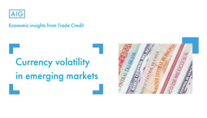 What does currency volatility mean for exporters?