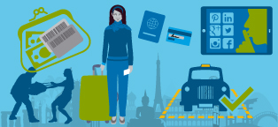 Top 10 tips for women business travellers